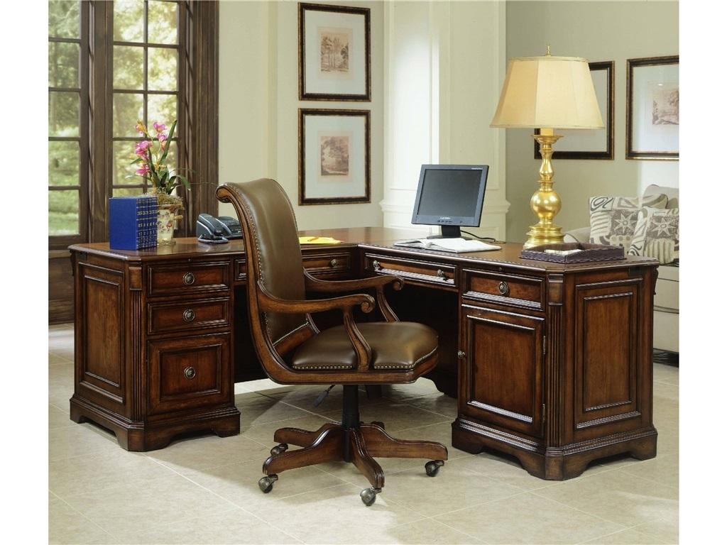 Hooker Brookhaven Desk Series Office Resource Group