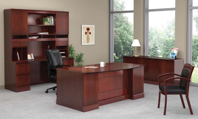 Mayline Sorrento Desk Series Office Resource Group