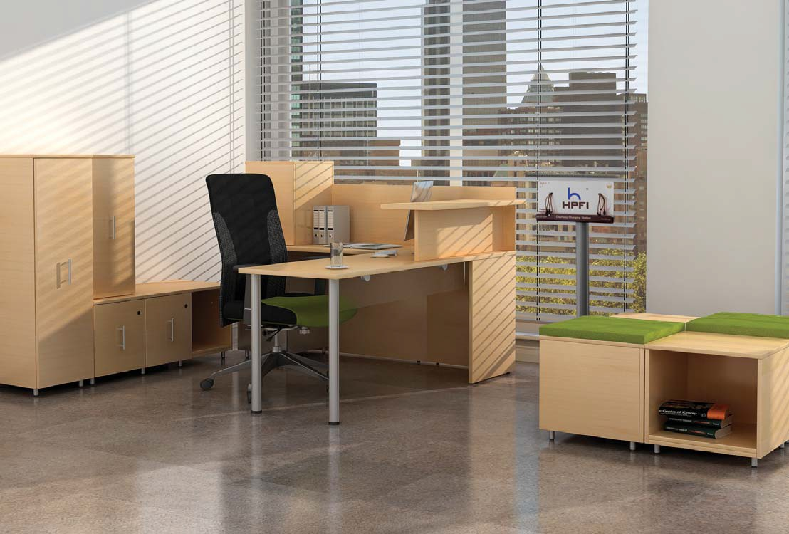 Hpfi Vision Series Desk Office Resource Group