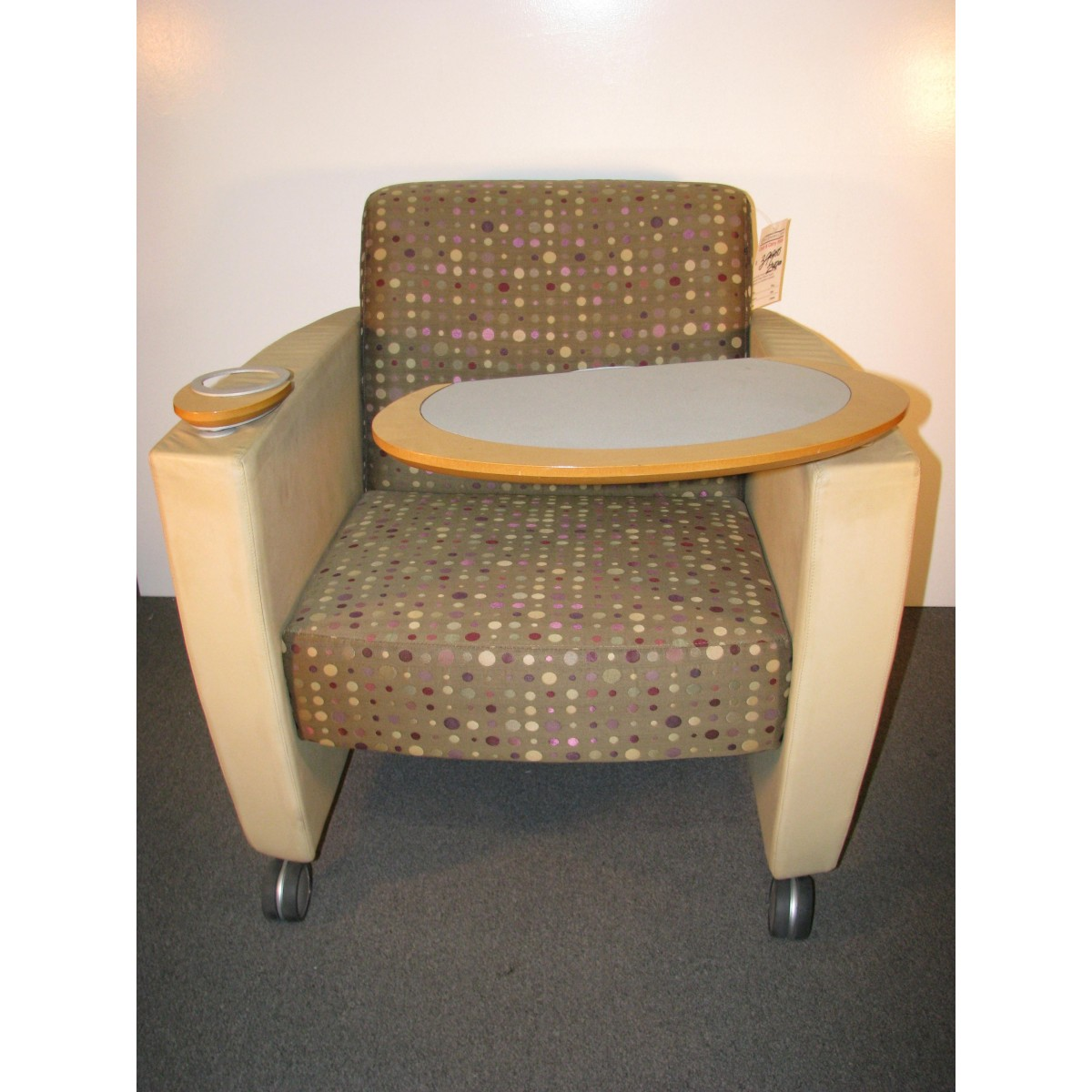 Amazing Smed Todo Tablet Arm Media Club Chair Ibusinesslaw Wood Chair Design Ideas Ibusinesslaworg