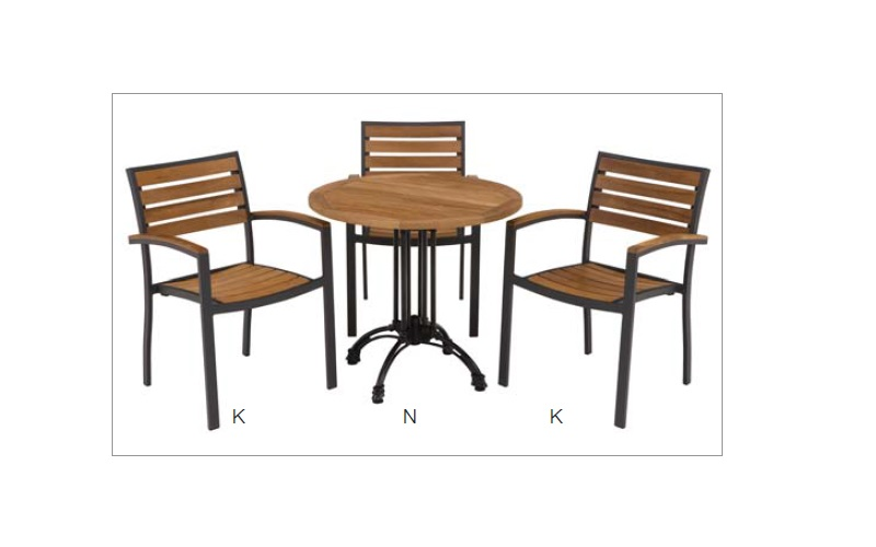 grade outdoor commercial dining p furniture tables