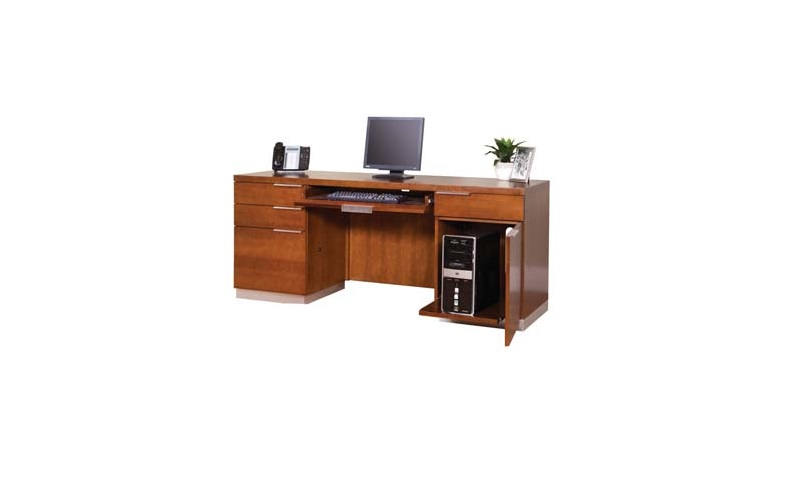 Martin Office Monterey Series Desk Office Resource Group
