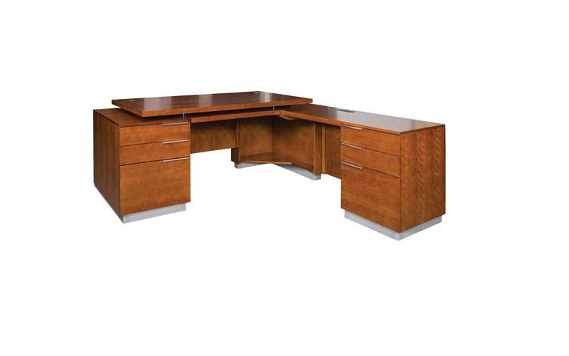 Martin Office Monterey Series Desk Office Resource Group