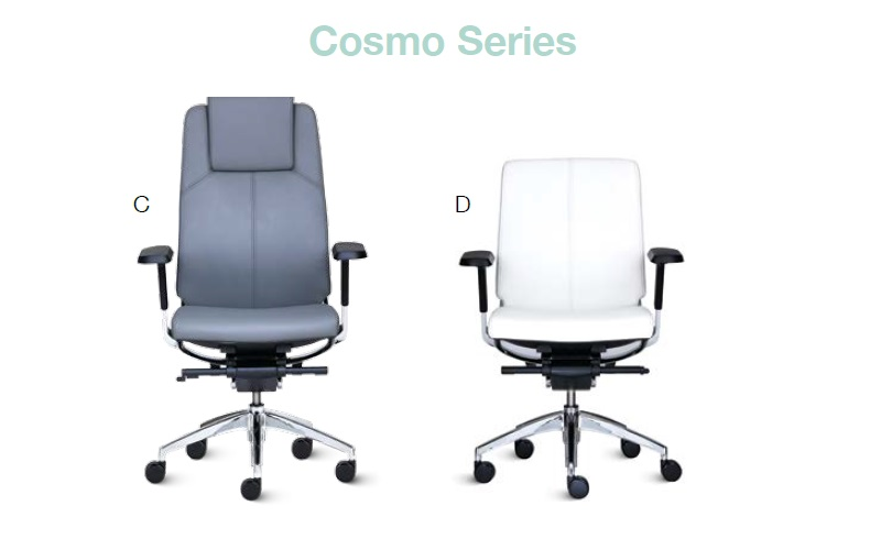 9to5 Seating Cortina Cosmo Axis And Bristol Executive Leather