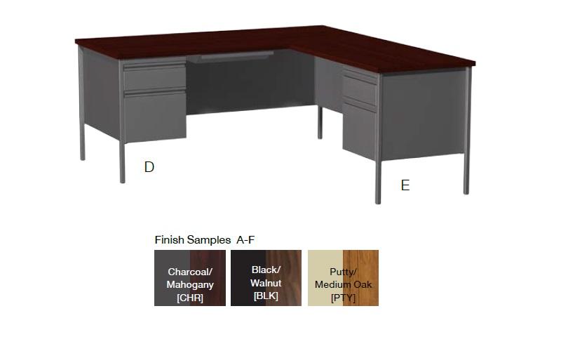 Hirsh Educational Teacher And Student Desks Office
