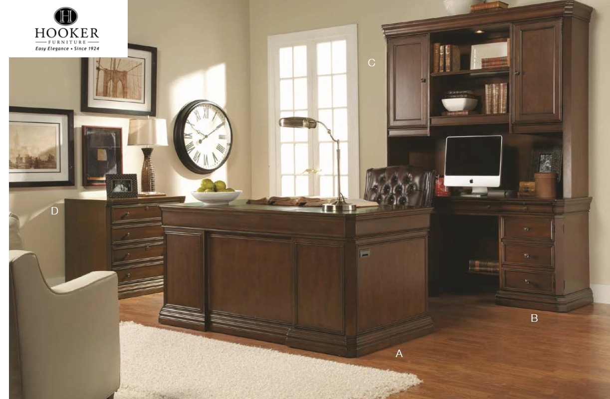 hooker furniture | office resource group