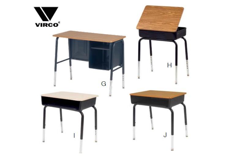 Virco Student Desks Office Resource Group