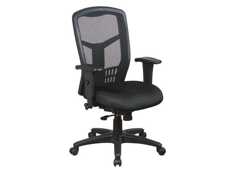 Brand New Dsa Es3957ss Synchro Tilt Mesh Back Task Chair