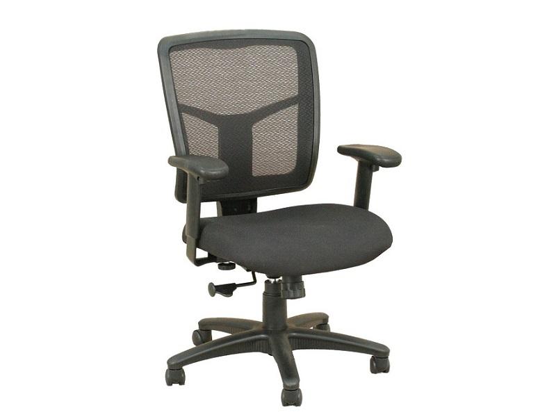 Brand New Dsa Es3932 Synchro Tilt Mesh Back Task Chair