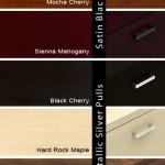 Cherryman Amber Color Choices