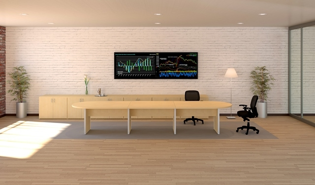 Cherryman Amber Ft Racetrack Top Laminate Conference Table New - Expandable conference room table