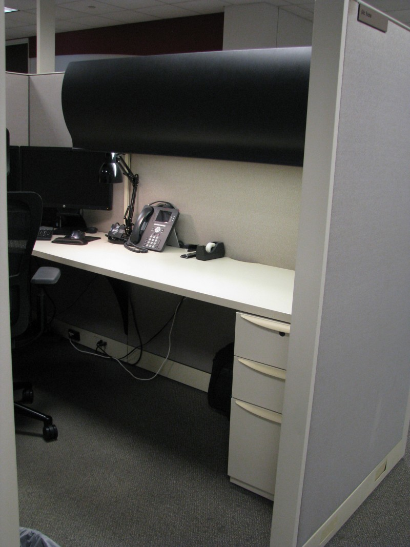 Haworth Premise 6 X8 Cubicle Workstations 65 Tall With
