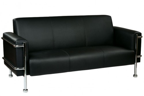 OFD Sofa Chrome