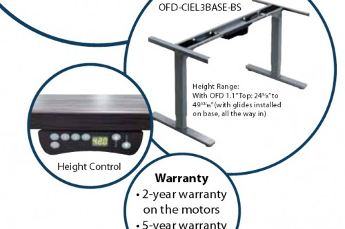 ofd electric table