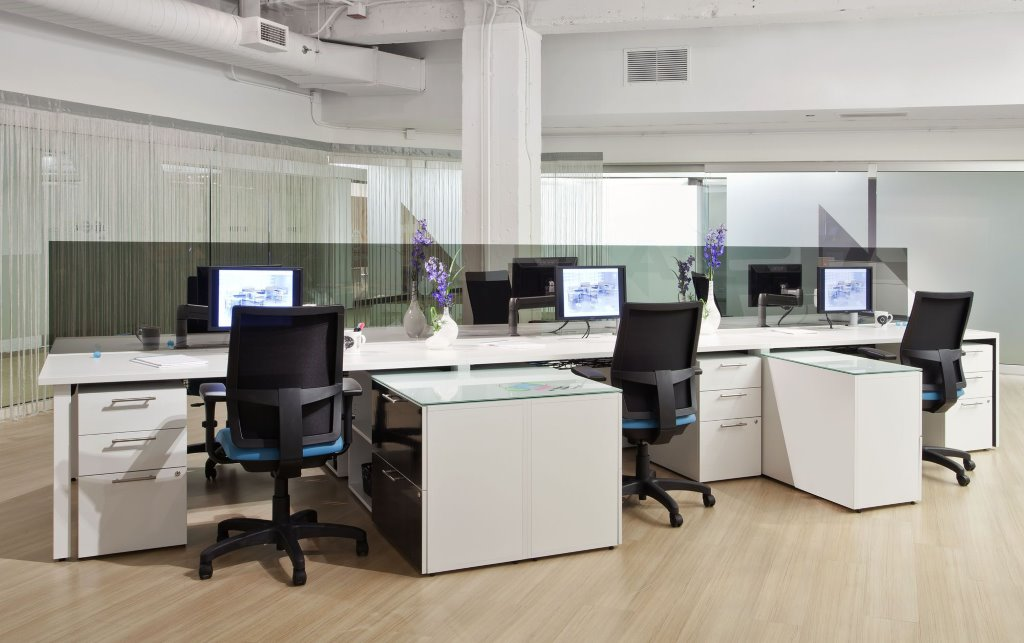 Ais Oxygen Benching Workstations Office Resource Group