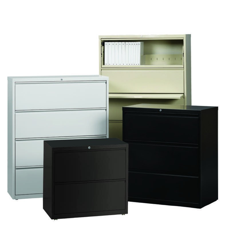 Product Detail. 4 Drawer Lateral File ...