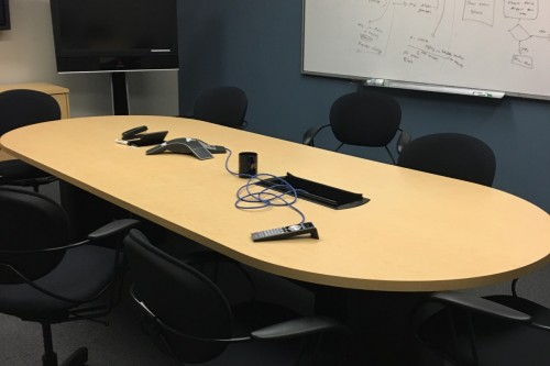 12ft Steelcase Conference Table