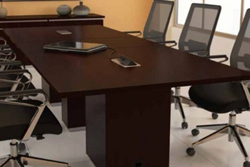 office star tuxedo series conference table