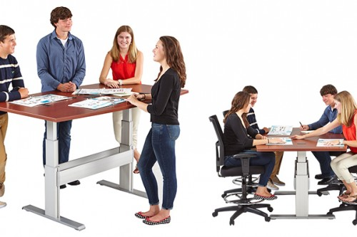 rightangle newheights conference table