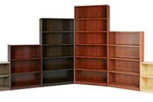 office star laminate bookcase